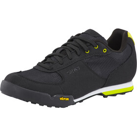 Giro Petra VR Shoes Damen black/wild lime